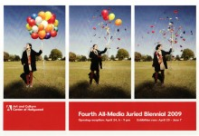 series receives Honorable Mention in All-Media Juried Biennial at Art and Culture Center