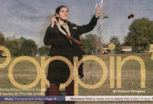 article by Colleen Dougher in City Link Magazine features the Balloon Pop